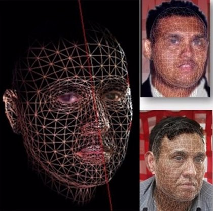 El líder de Los Zetas en 3D