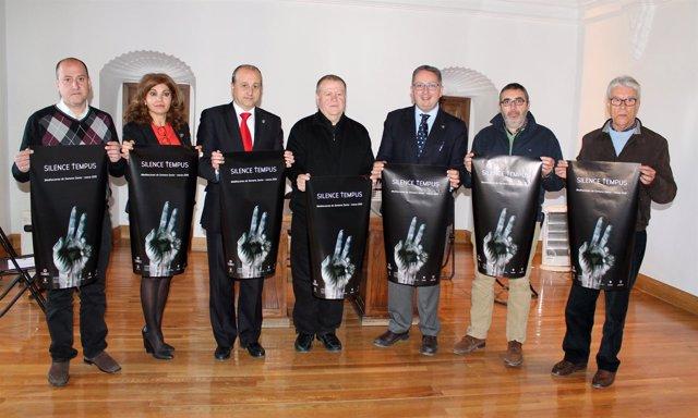 Presentación del I Ciclo Silence Tempus que se desarrollará en Úbeda (Jaén)