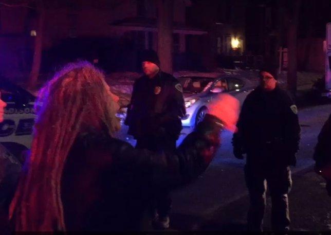 abuela del joven muerto en Wisconsin se enfrenta a la Policía
