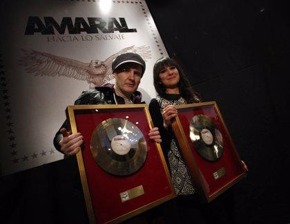 Amaral lanzará en octubre nuevo álbum