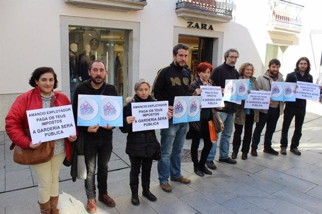 Nota De Prensa + Fotos + Corte De Voz: A CANDIDATURA DO BNG ASAMBLEAS ABERTAS CO