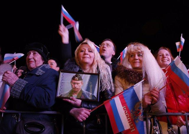 Referendum en Crimea, Ucrania