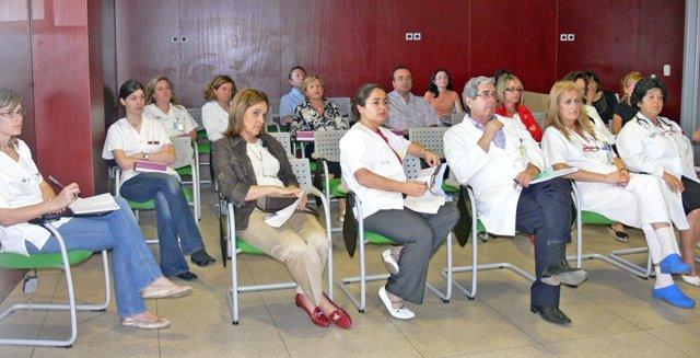 Unidad de Diabetes del Área de Salud VII Murcia-Este