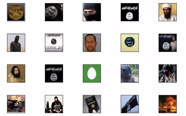 Avatar de Estado Islámico en Twitter
