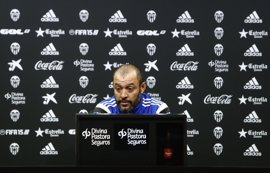 """Nuno: """"Solo se gana a grandes equipos como el Atlético compitiendo"""""""