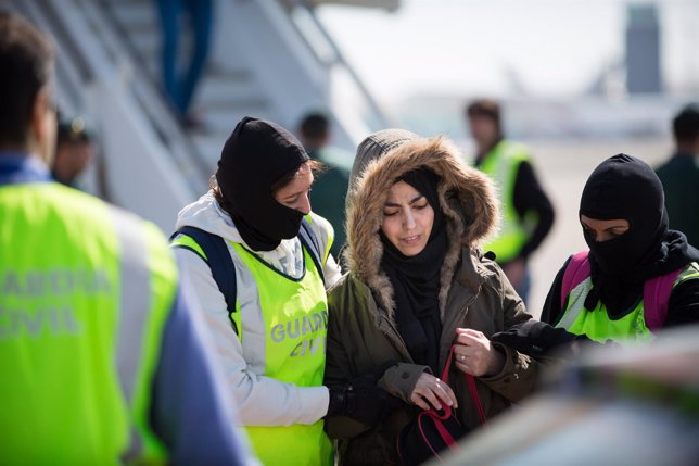 Mujer marroquí detenida en Barcelona que pretendía unirse a Estado Islámico