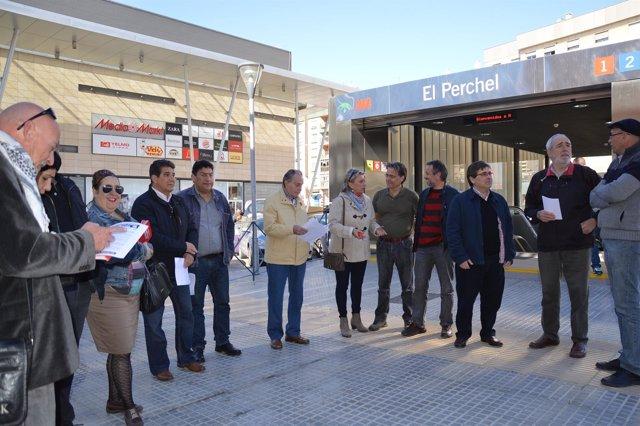 IU castro reune asociaaciones movilidad 22 m