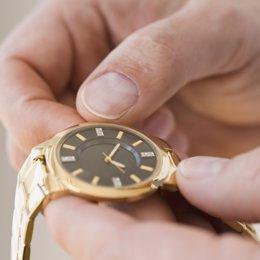 Cambio de horario, cambiar la hora, reloj