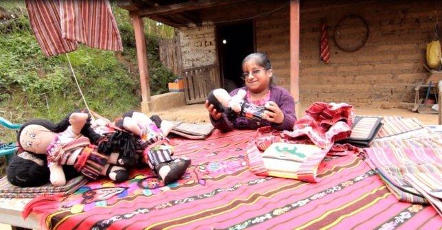Proyecto de Cruz Roja Española para mujeres indígenas en Guatemala
