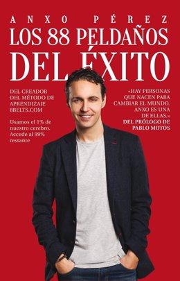 Anxo Pérez, creador de 8Belts y autor de 'Los 88 peldaños del éxito'.