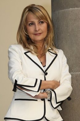 Australia Navarro, presidenta del PP de Gran Canaria