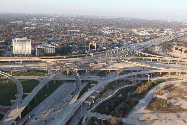 Autopista de Ferrovial en Texas