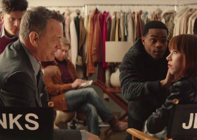 Así es lo nuevo de Carly Rae Jepsen con Tom Hanks y Justin Bieber