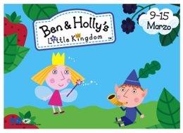 Ben & Holly en Vallsur