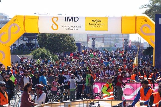 Jornada 'Sevilla Sobre Ruedas'