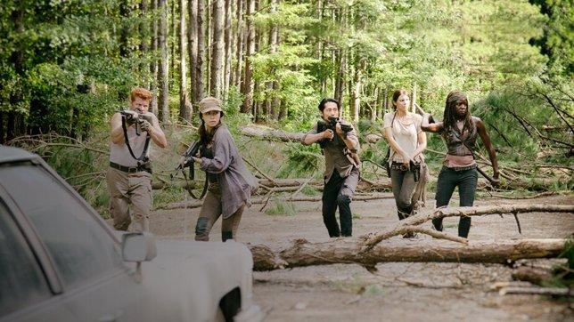 The Walking Dead: Avances del próximo episodio, Spend