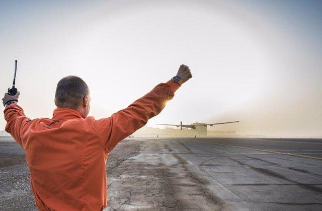 Despega Solar Impulse 2