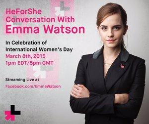 Las 10 Mejores Frases De Emma Watson En El Día De La Mujer