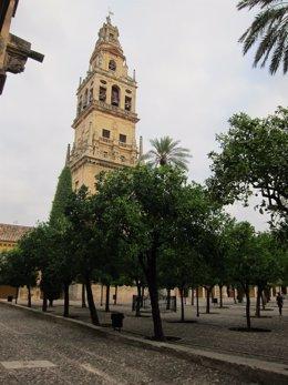 El Patio de los Naranjos de la Mezquita de Córdoba.