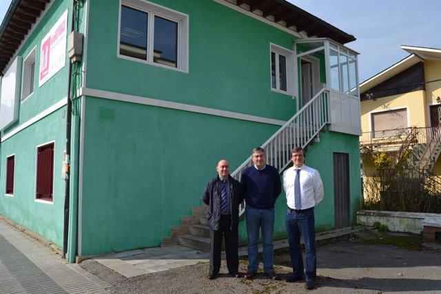 Cantabria pi lagos inaugurada en renedo la oficina municipal del consumidor - Oficina del consumidor durango ...