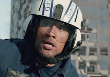 Nuevo trailer de San Andreas: Dwayne Johnson se enfrenta al caos