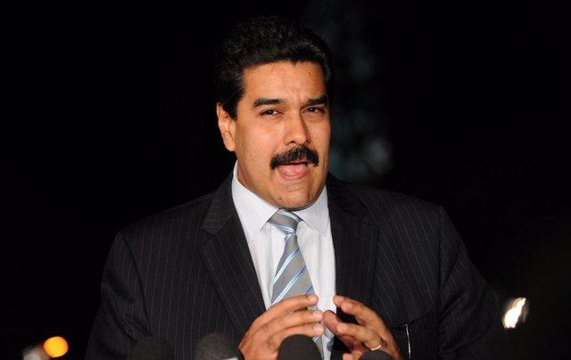 Maduro responde a Obama tras las sanciones