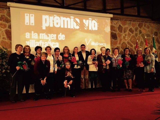 Premio Villafranca de los Barros
