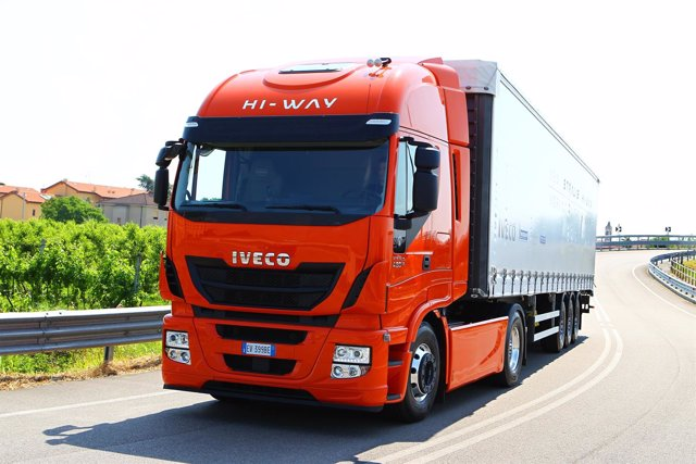 Iveco Stralis Efficiency Package