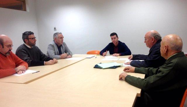 Comisión para trabajar en la Declaración de Interés Nacional de carnaval Cabezo