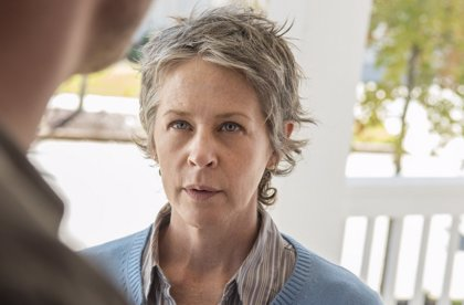 ¿Es Carol lo más aterrador de The Walking Dead?