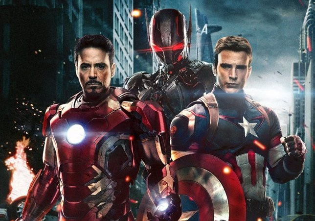 Los Vengadores: La era de Ultrón