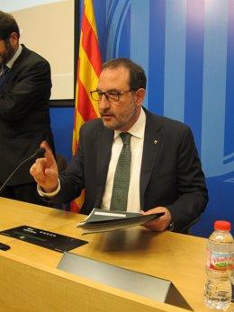 El conseller Ramon Espadaler