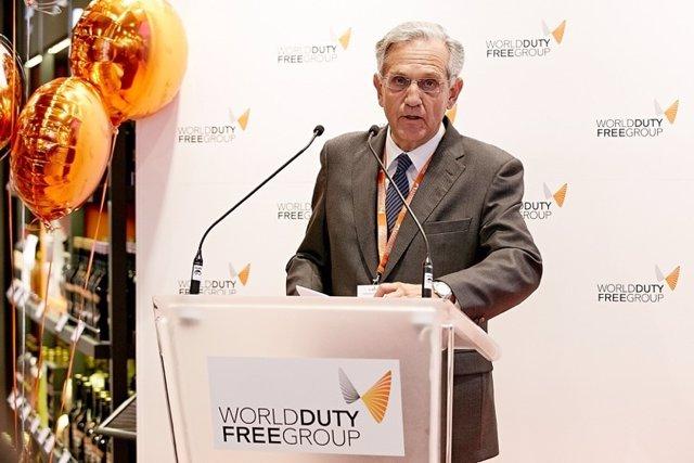 Rafael Arias-Salgado, presidente de WDFG