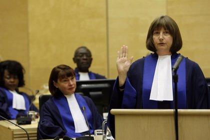 La jueza argentina Silvia Fernández de Gurmendi, nueva presidenta del TPI