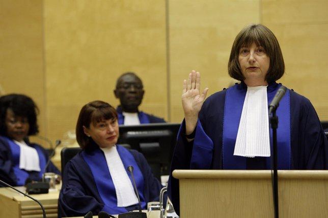 La jueza argentina Silvia Fernández de Gurmendi ha sido elegida por los magistra