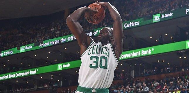 Apuñalado en partidos de los Boston Celtics