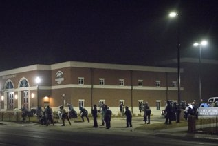 Policía de Ferguson