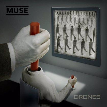 El nuevo álbum de Muse, Drones, llegará el 8 de junio