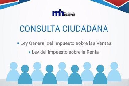 Costa Rica consulta a los ciudadanos las reformas del IVA y Renta