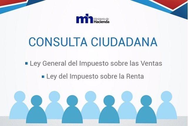 Costa Rica consulta a ciudadanos reformas de impuestos