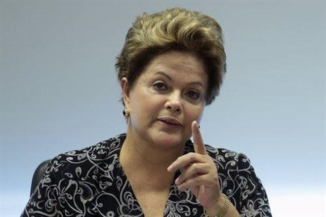 Dilma Rousseff não tem interesse em restringir manifestações