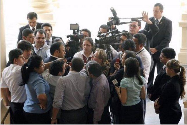 Paraguay pedirá extradición de presunto asesino del periodista Pablo Medina