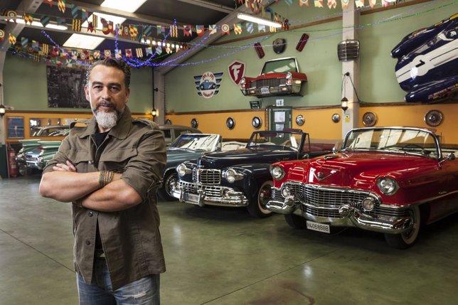 El taller de House of Cars