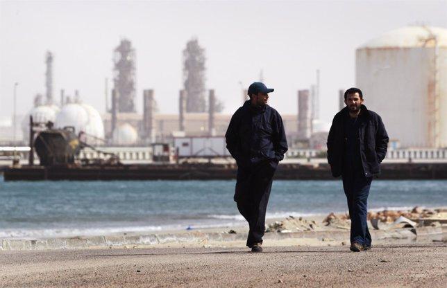 Petróleo en Libia