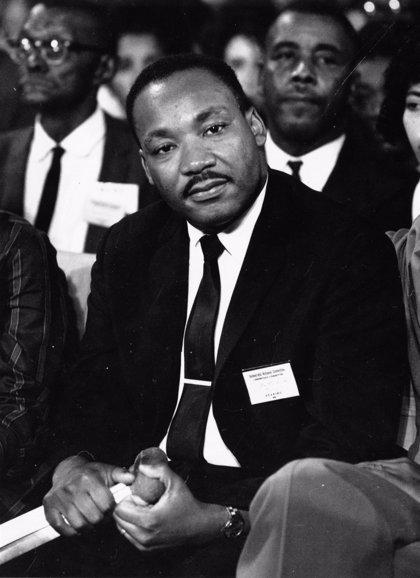 A subasta la carta del ex presidente Johnson a la viuda de Luther King