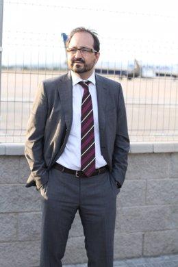 Álex Sáez, diputado del PSC en el Congreso
