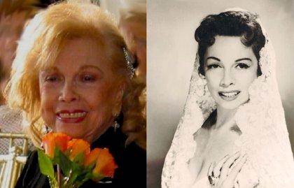 Vídeo/ La Anita de 'West side story' celebra su 99 cumpleaños en Nueva York