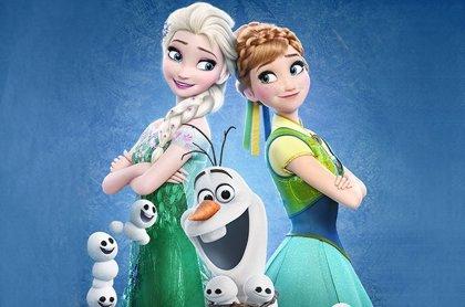 Escucha la nueva canción de Frozen: Making Today a Perfect Day