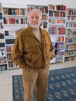 El promotor del FCSM e histórico dirigente de IU, Julio Anguita