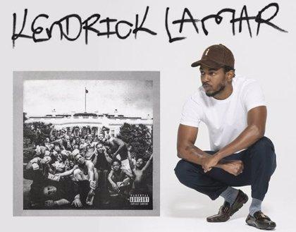 Kendrick Lamar tendrá nuevo disco el 24 de marzo: To pimp a butterfly